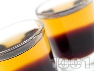 Шот хлебарка (Cockroach) с уиски и калуа